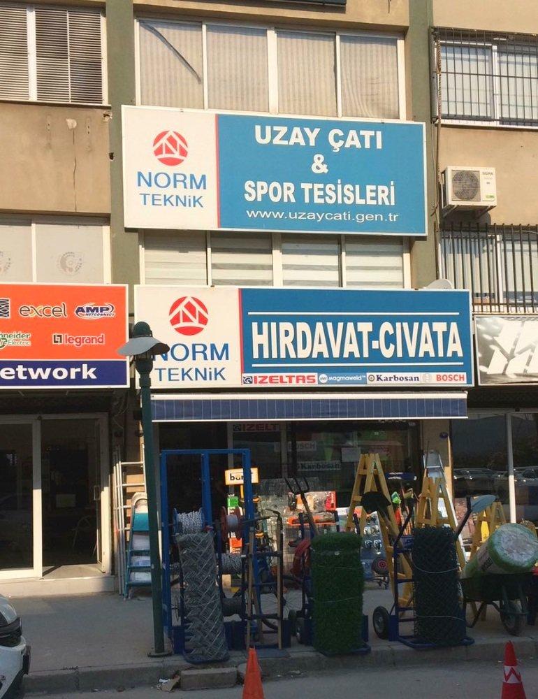 İzmir uzay çatı firması