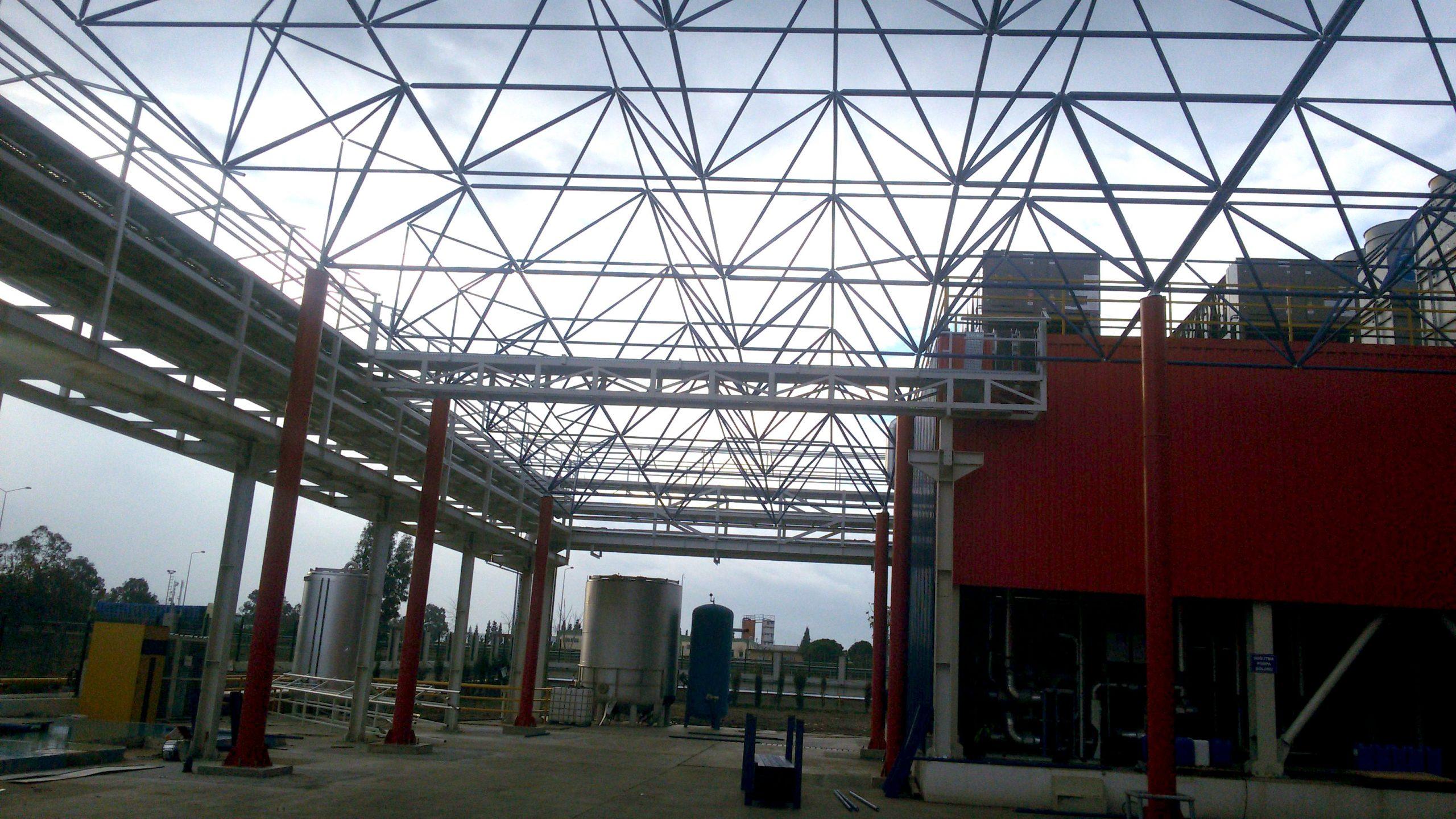 uzay çatı projeleri