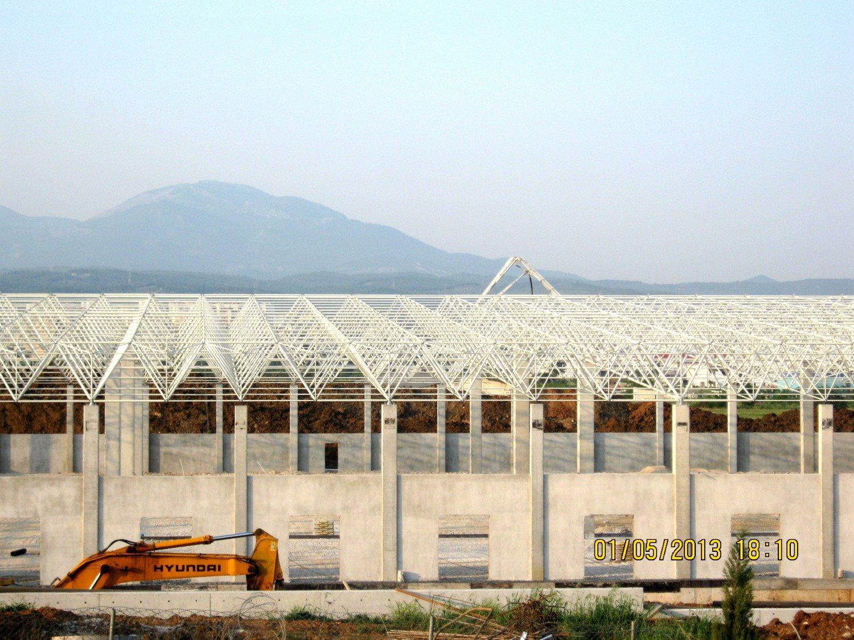 Uzay çatı yapım firması